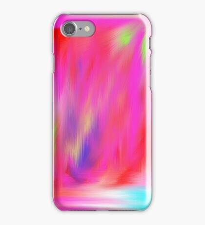 Ode to Neon iPhone Case/Skin