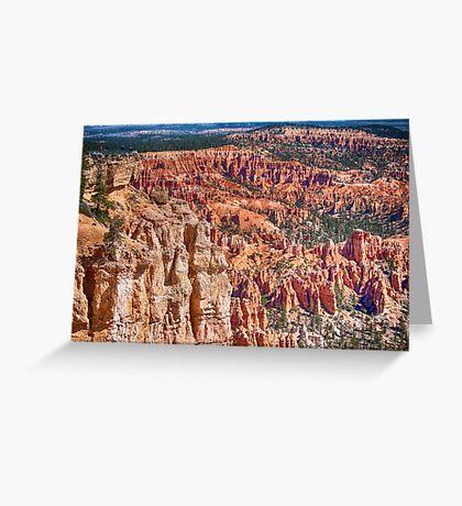 Bryce Canyon Utah Views 83 Greeting Card
