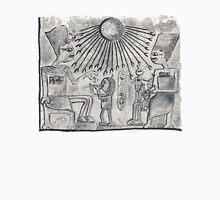 Robo Hieroglyphs Unisex T-Shirt