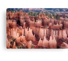 Bryce Canyon Utah Views 92 Canvas Print