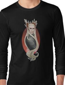 King of the Woodland Realm Long Sleeve T-Shirt