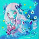 Kitten Dreams by TenshiNoYume