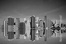 Lower Manhattan NYC by Fern Blacker