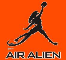 Air Alien by RichWilkie
