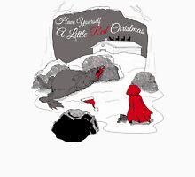 Little Red Christmas Unisex T-Shirt