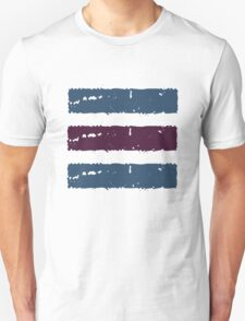 Grunge Stripe Unisex T-Shirt