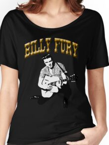 BILLY FURY Women's Relaxed Fit T-Shirt