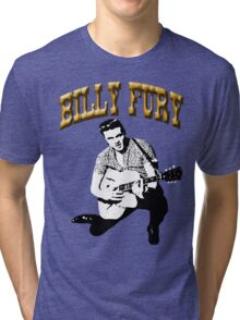BILLY FURY Tri-blend T-Shirt