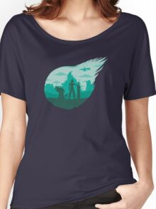 Valley of the fallen star Women's Relaxed Fit T-Shirt