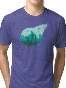 Valley of the fallen star Tri-blend T-Shirt