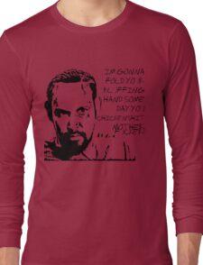 Montana vs. Big Al Long Sleeve T-Shirt