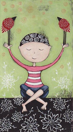 Flourishing Mind and Spirit by Jody  Pratt