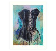 corset #7 Art Print
