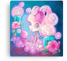 Magical Bubblebath Canvas Print