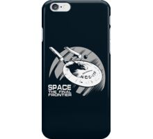Space: the final frontier iPhone Case/Skin