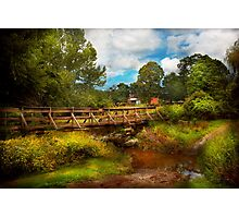 Country - Country living Photographic Print