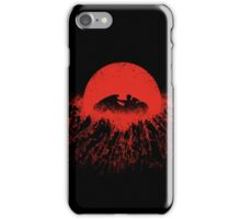 Winds over Neo-Tokyo iPhone Case/Skin