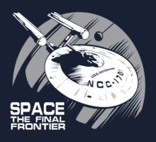 Space: the final frontier T-Shirt