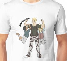 Bara Team Mom Unisex T-Shirt