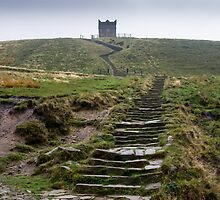 Rivington Pike. by Dave Staton