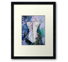 Corset #5 Framed Print