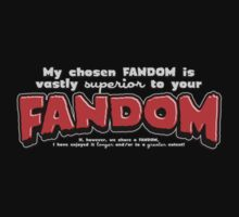 Fandom! by Captain RibMan