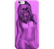 Sexy Chewbacca iPhone Case/Skin