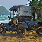 1915 Ford Model T Roadster by DaveKoontz