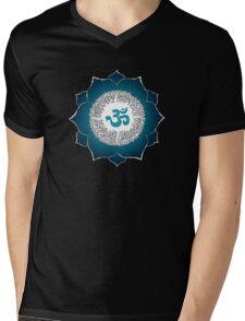 Aum 2 Mens V-Neck T-Shirt