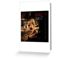 The Ladies at the Bar - August Greeting Card