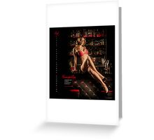 The Ladies at the Bar - September Greeting Card