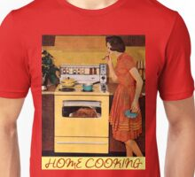 Home Cooking  Unisex T-Shirt
