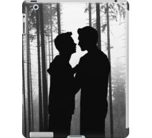 Forest Confession iPad Case/Skin
