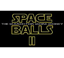 SPACE BALLS II Photographic Print