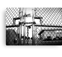 Concealment 2 Canvas Print