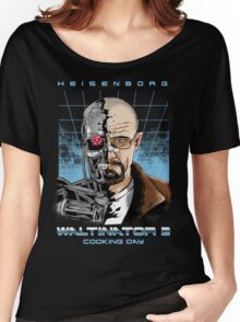 Heisenborg ... Waltinator 2 - Cooking Day Women's Relaxed Fit T-Shirt