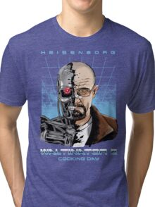 Heisenborg ... Waltinator 2 - Cooking Day Tri-blend T-Shirt