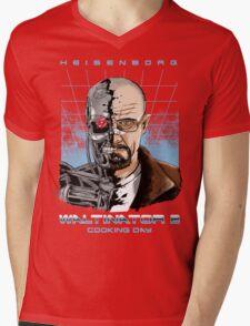 Heisenborg ... Waltinator 2 - Cooking Day Mens V-Neck T-Shirt