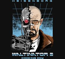 Heisenborg ... Waltinator 2 - Cooking Day Unisex T-Shirt