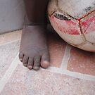Boy's Foot by TravelGrl