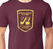 Defending the Barrio Unisex T-Shirt