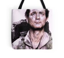 Peter Venkman from Ghostbusters Tote Bag
