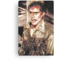 Ash from Evil Dead II (2) Canvas Print