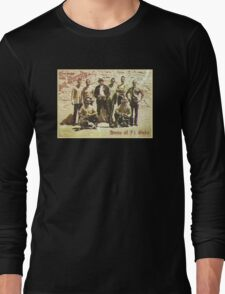 Greetings from San Quentin Long Sleeve T-Shirt
