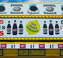 Cold Drinks Lemonade by Susan R. Wacker