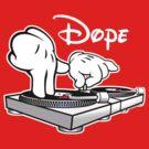 Dope! DJ Cartoon Hands by robotface