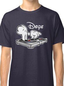 Dope! DJ Cartoon Hands Classic T-Shirt