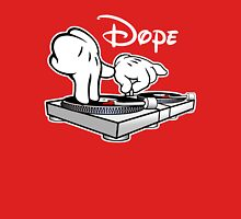 Dope! DJ Cartoon Hands Unisex T-Shirt