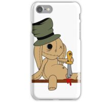 Stuffed Secrets iPhone Case/Skin
