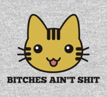 Swag Kitty - Bitches aint shit - marigold by moonshine and lollipops